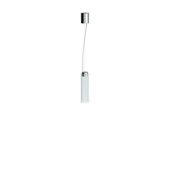 Laufen Kartell Подвесной светильник 900мм, цвет: серебряный