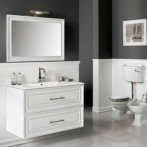 Мебель для ванной комнаты Gaia Scenografia
