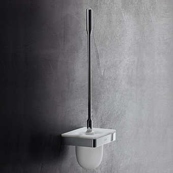 Axor Universal Набор для WC настенного монтажа, цвет: хром