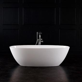 Victoria + Albert Terrassa Ванна, 170.2х79.3 см, Отдельностоящая, цвет: белый