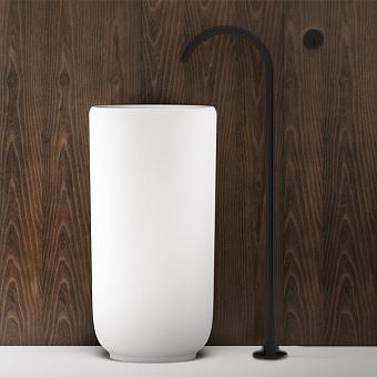 Falper Acquifero Излив для ванны, напольный, цвет: черный матовый