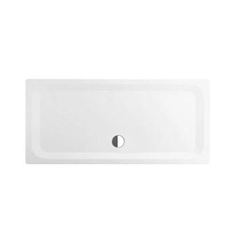 BETTE Душевой поддон 170x75x3.5 см, прямоугольный, D9см, с противоскользящим покрытием, цвет: белый