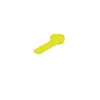 Gattoni Color Накладка на ручку смесителя для ванны цвет Giallo
