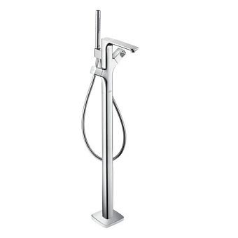 AXOR Urquiola Смеситель для ванны, с термостатом, напольный, цвет: хром