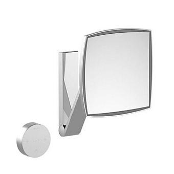 Keuco iLook_move Зеркало косметическое с сенсорной панелью с подсветкой прямоугольное