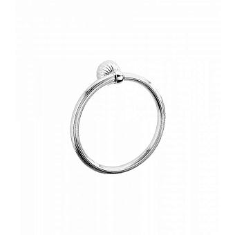 Полотенцедержатель-кольцо Bongio Radiant, цвет: хром