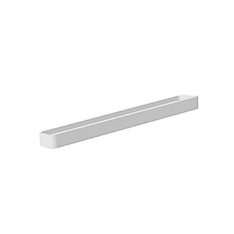 Bertocci Fly Релинг/полотенцедержатель металлический 28 см, цвет: белый матовый