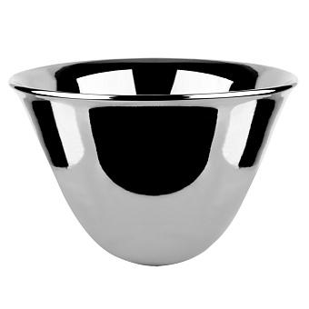 Gessi Goccia Раковина накладная керамическая Ø50см, h=30см, цвет: платина