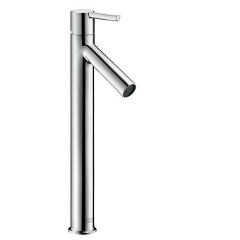 Axor Starck Однорычажный смеситель 250 для мойки с ручкой рычага, без тяги, цвет: хром