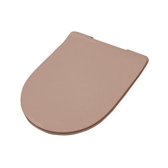 Artceram FILE 2.0 Сиденье для унитаза с микролифтом, цвет: marrone tortora