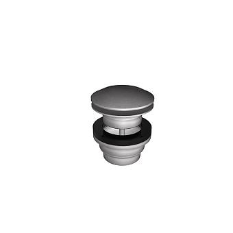 Bongio Time 2020 Донный клапан 1 1/4, цвет: матовая сталь