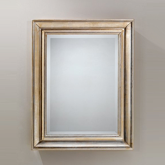Devon&Devon Edward Зеркало, цвет: сусальное серебро