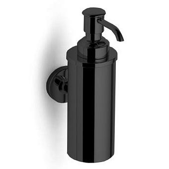 Bertocci Cinquecento Дозатор подвесной в металлической колбе, цвет: черный матовый