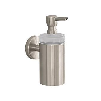 Hansgrohe Logis Диспенсер для жидкого мыла, подвесной, цвет: под сталь