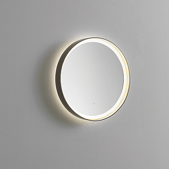 Burgbad Зеркало с подсветкой 50x50 см, сенсорный выкл.