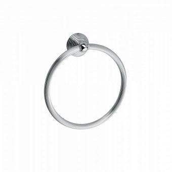 Полотенцедержатель-кольцо Bongio Impero, подвесной монтаж, цвет: хром