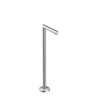 Axor Uno Излив для ванны, выступ 226мм, напольный, цвет: хром