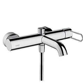 Axor Uno Смеситель для ванны, однорычажный, настенный, цвет: хром